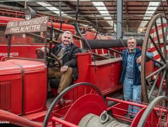 Gigantische collectie van brandweermuseum krijgt onderdak in Weelde Depot