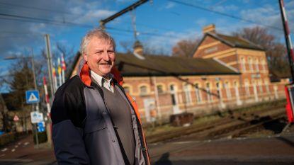 """Stationsfeesten van Heide vieren 30 jaar stationschef Jan Francken: """"Nooit gewerkt, want station is mijn tweede thuis"""""""