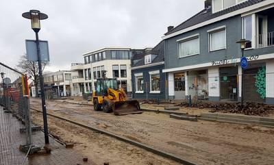 Dorpstraat Ulvenhout ligt weer open, ondernemers benadrukken: we zijn bereikbaar!