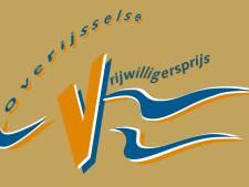 Overijsselse Vrijwilligersprijs: 6 nominaties in Hof van Twente