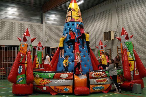 1.080 kinderen uit elf scholen zakken dezer dagen af naar Gits voor de Avontuurlijke Schoolsportdagen.