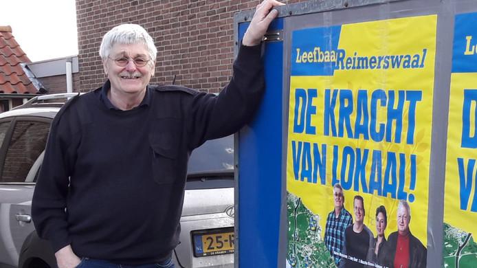 Op initiafief van Marien Weststrate is het potje voor startershuizen in Reimerswaal weer gevuld.