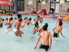 In topsportbad Eindhoven gaan 1.200 scholieren in maart het water in
