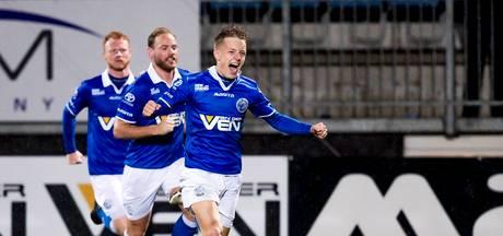 LIVE: FC Den Bosch aan de thee met minimale achterstand: 1-0