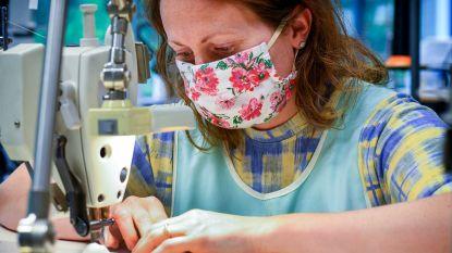 Lo-Reninge roept inwoners op om zelf mondmaskers te maken