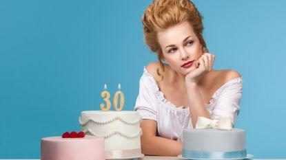Ongelukkige verjaardag? Waarom we het zo moeilijk vinden om 30 te worden
