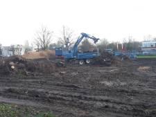 Excuses wethouder voor kap heesters, maar bouw Elderveld gaat door