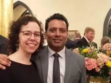 Oostkapelse ontmoet koningspaar in Mumbai; 'Ik kon niet meer uitbrengen dan hoi'