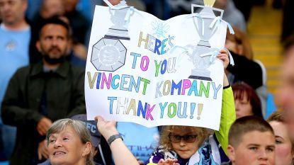 Heimwee naar Kompany: waarom Manchester City zijn oud-aanvoerder zo hard mist