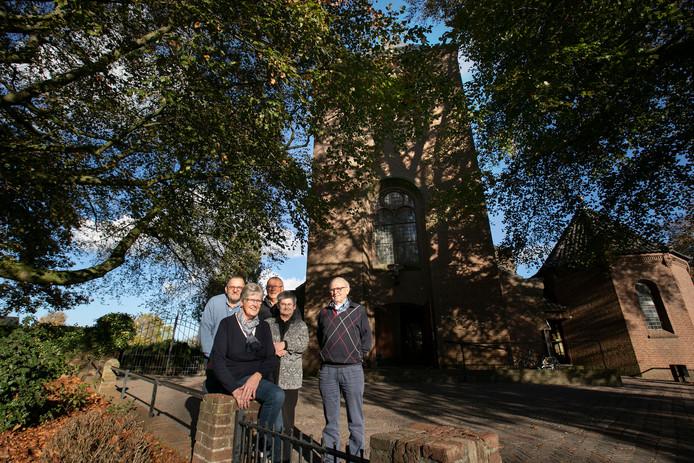 De Ollandse kerk wordt op 10 november aan de eredienst onttrokken.
