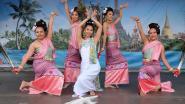 Thailand toont al zijn troeven tijdens festival in Bredene