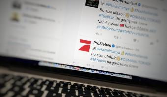 Duizenden gekaapte Twitteraccounts verspreidden Turkse propaganda