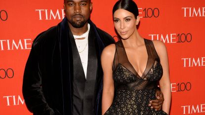 Kim Kardashian weigert een job en krijgt daar bijna 865.000 euro voor van manlief Kanye