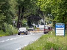 Chicane op Barchemseweg bij Lochem wordt aangepast