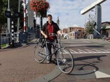 Marcel (27) is een echte Delftenaar, maar leerde fietsen op de camping in Friesland.