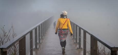 Koud en mistig op eerste dag meteorologische winter