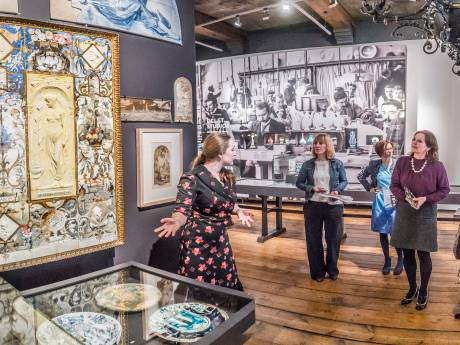 Verzet zorgt voor uitstel plan Museum Prinsenhof
