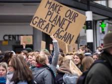 Les jeunes du monde entier en grève pour le climat