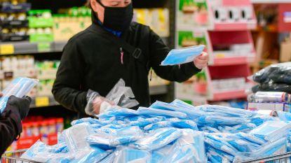 Mondmaskers mogen via supermarkten verkocht worden