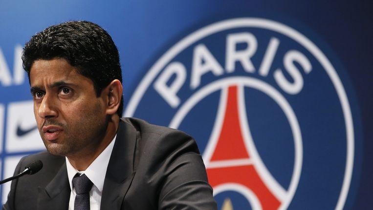PSG-eigenaar Nasser Al-Khelaifi