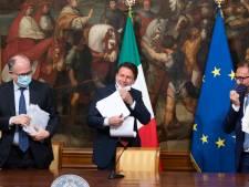 25 milliards d'euros pour soutenir l'économie italienne