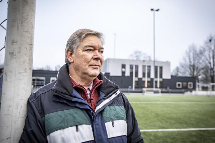 Hans Brouwer van de commissie veiligheid van Quick'20.