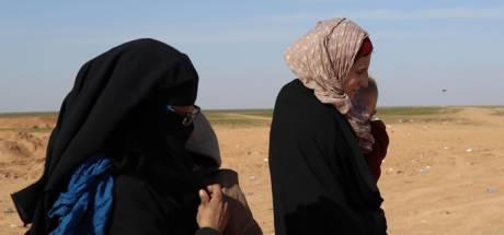 Twee IS-vrouwen teruggekeerd in Nederland en aangehouden
