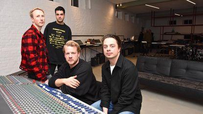 Muziekband Goose heeft nieuw creatief droomhuis