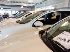 Autoverkoop stort nog verder in