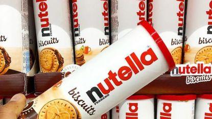 Nutella-koekjes komen niet naar België, maar zo kan je ze wel zelf maken