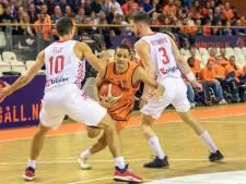 Basketballers verliezen van Kroatië na slecht vierde kwart
