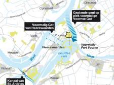 Plan voor open verbinding tussen Waal en Maas