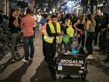 Gemeenten willen verbod op verkoop lachgas: negatieve invloed op gebruiker en openbare orde