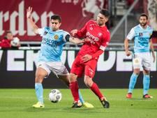 FC Twente in gewijzigde samenstelling tegen FC Eindhoven