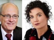 Sanderink belooft zijn vriendin Rian van Rijbroek onder controle te brengen: 'Ze kan zich niet verdedigen'