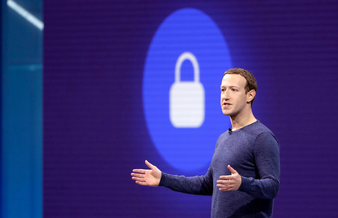 Facebook-oprichter Mark Zuckerberg.