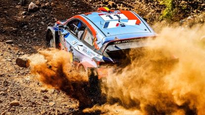 Mikkelsen en Neuville even snel in openingsproef Rally van Turkije