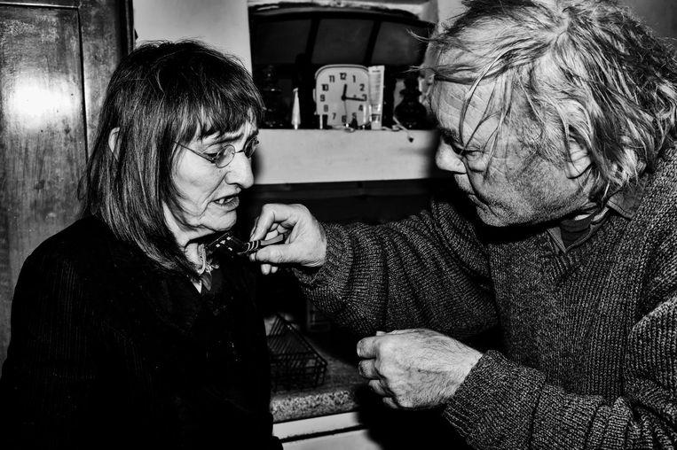 Foto uit Kwetsbare Liefde van Chris Keulen Beeld Zilveren Camera / Chris Keulen