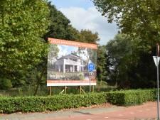 Dure villa's op de hoek Tilburgseweg al verzegd, vergunning Goirle moet nog komen