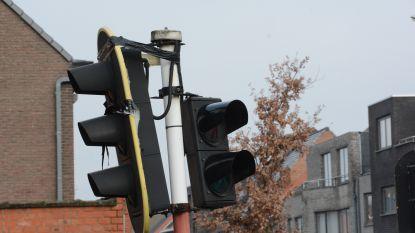 Ducttape repareert alles, zelfs een verkeerslicht