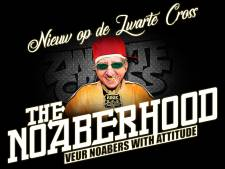Hiphopstage The Noaberhood is 33ste podium op Zwarte Cross