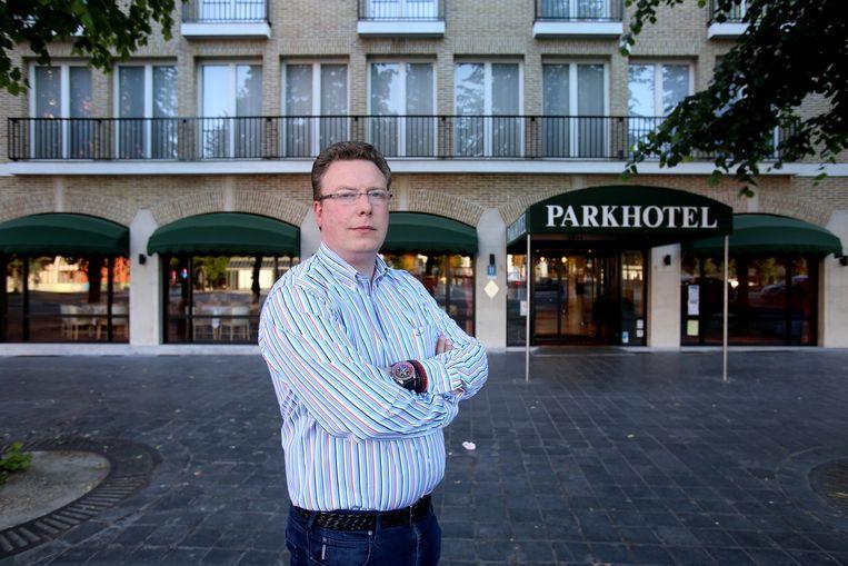 Emmanuel Strubbe van Parkhotel.
