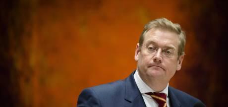 Oud-minister Van der Steur beoogd baas Veiligheidsbranche