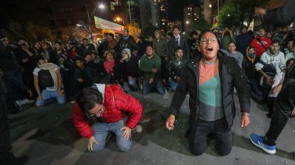 Boliviaanse regering wil stemmen laten hertellen door waarnemers