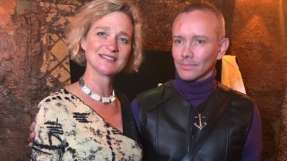 """Voormalig gemeenteraadslid Van Kerckhoven is blij voor Delphine Boël: """"Ik streed ook jarenlang voor erkenning!"""""""