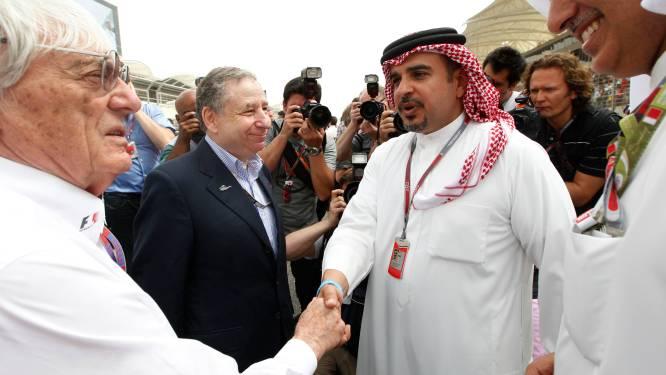"""Ecclestone: """"Qatar kan zich niet inkopen in Formule 1"""""""