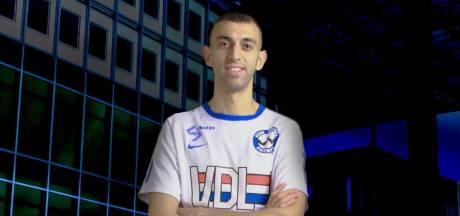 Zaalinternational Jamal El Ghannouti keert terug bij FC Eindhoven