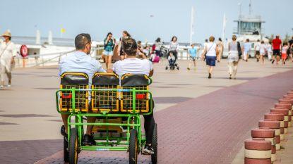 Miljoen minder dagjestoeristen naar de Belgische kust deze zomervakantie