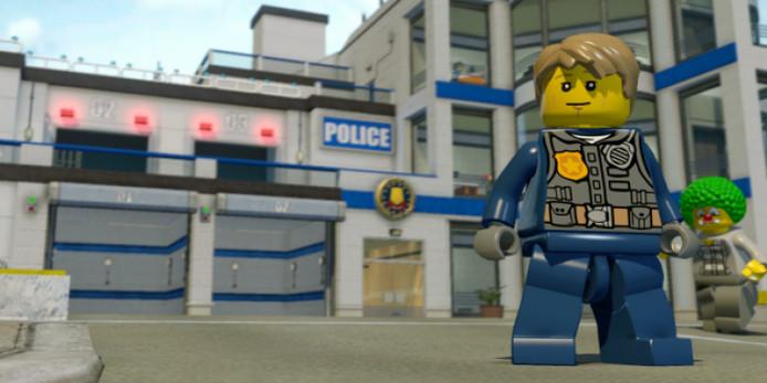 Met LEGO City Undercover ben je minstens twintig uur zoet.