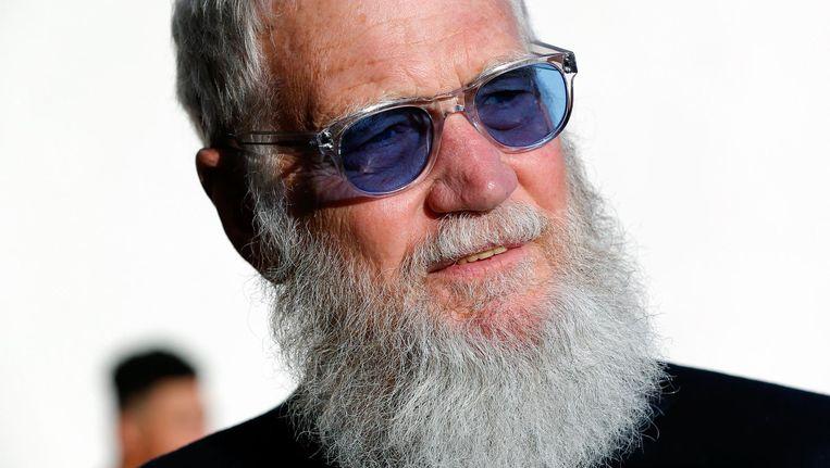David Letterman. Beeld anp